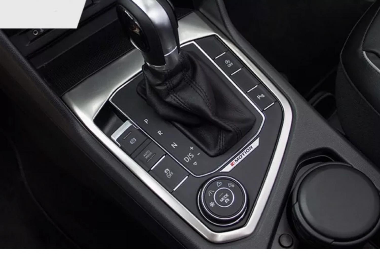 Mittelkonsole Schaltknauf Rahmen Blende Passend Für VW Tiguan 2 AD1 ...